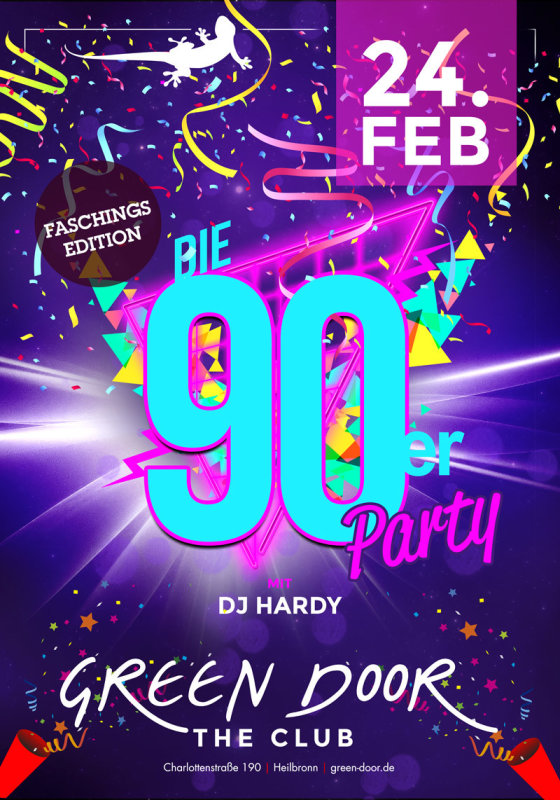Event-Flyer