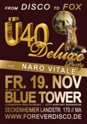 Single party mannheim blue tower