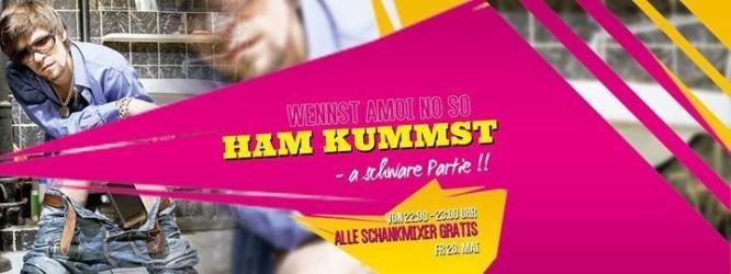 Party - Wennst amoi no so HAM KUMMST - Disco P2 in