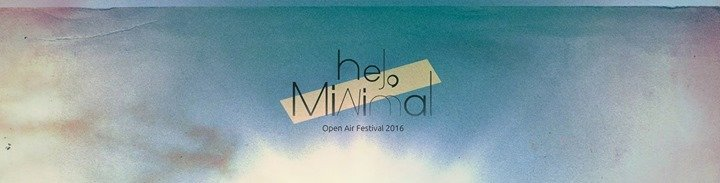 Party - Hej, Minimal Open Air-Festival 2016 - Weichelsee