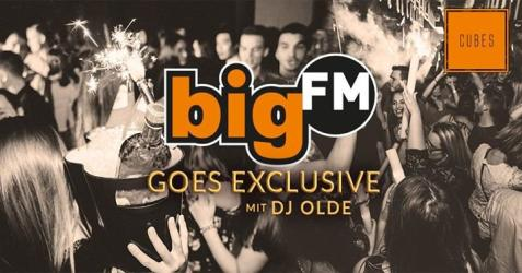 Party - BigFM goes Exclusive / CUBES Club - CUBES Club in