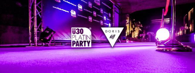 Party - Heilbronn. ü30 Platin Party im Doris Hill - Doris