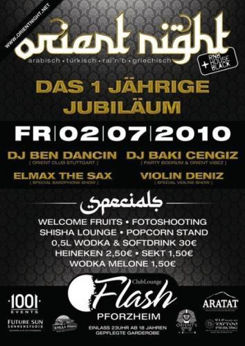 Club Flash Stuttgart
