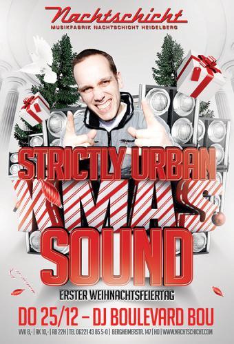 Bilder Strictly Urban Sound Erster Weihnachtsfeiertag