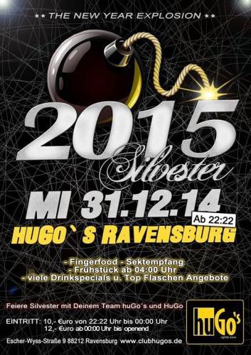Silvester-Party, 31. Dezember