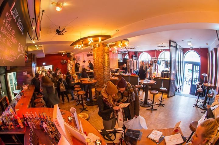 Party - OL YOU NEED Pop-up Store - Cubes in Oldenburg - 28