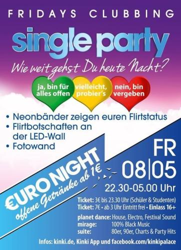 Face-to-Face-Dating: Barhopping für Singles