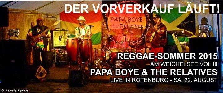 Party - Reggae Sommer Vol. III - Weichelsee in Rotenburg