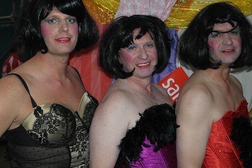 Party - BALL VERKEHRT Was bin ich: Mann oder Frau
