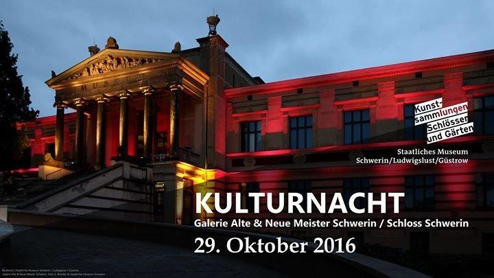 Kulturnacht Schwerin