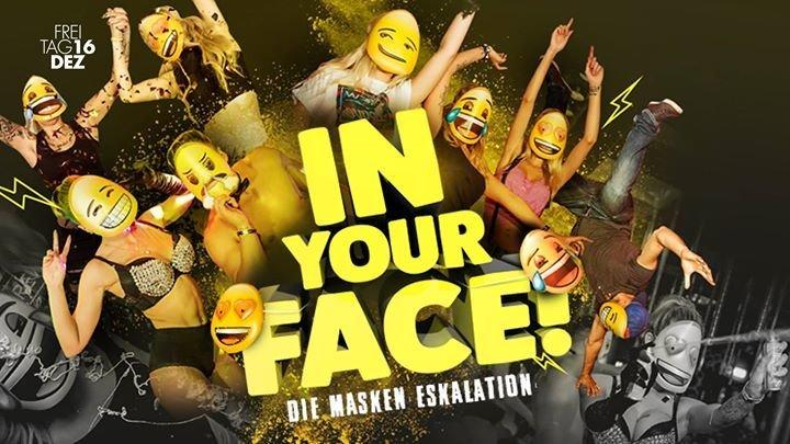 Die Masken-Party