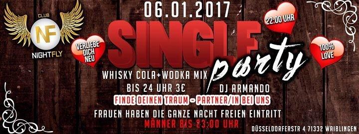 Single party waiblingen