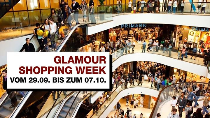 Glamour Shopping Week Esprit
