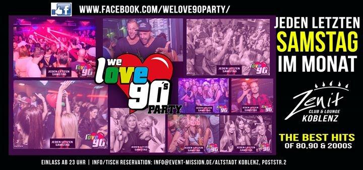 Party In Koblenz
