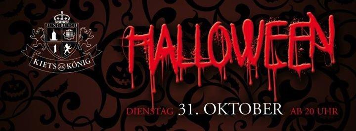 Party - Halloween // KIETS KÖNIG - Kiets König in Mannheim
