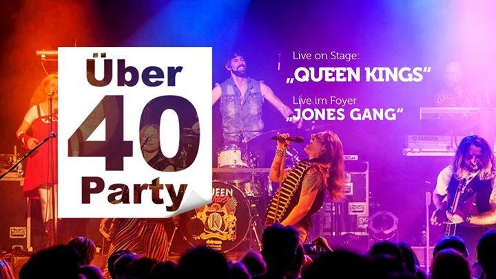 Party - Über 40 Party - Alando Palais in Osnabrück - 18.11