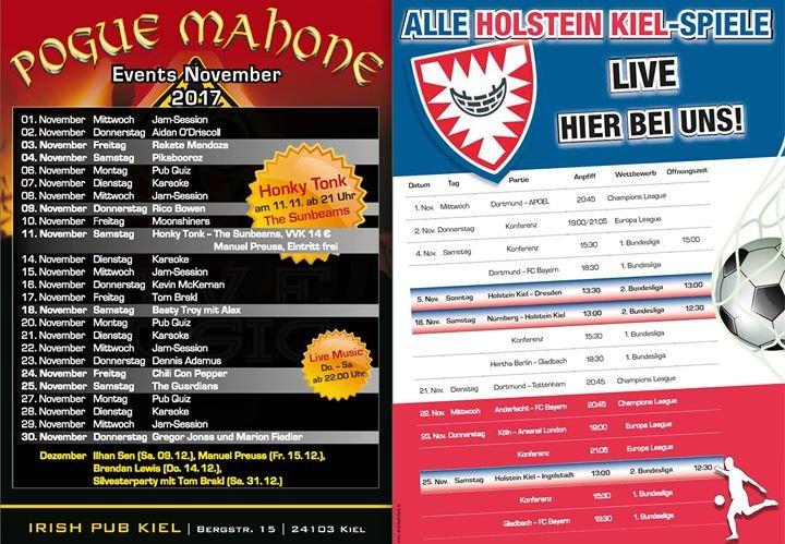 Pub Quiz Kiel