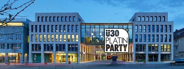 Party - Heilbronn. ü30 Platin Party - Enchilada Heilbronn