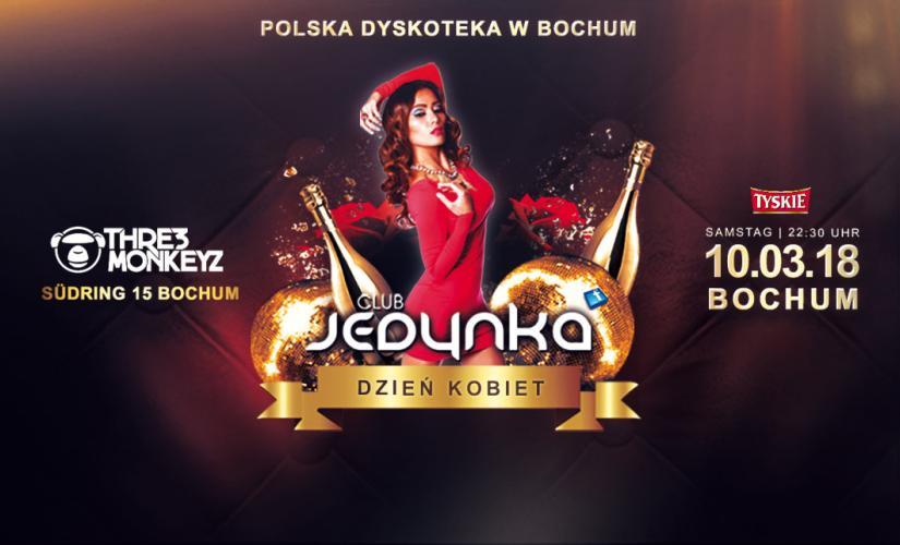 Party - Club Jedynka Bochum - Dzien Kobiet 2018 - Three
