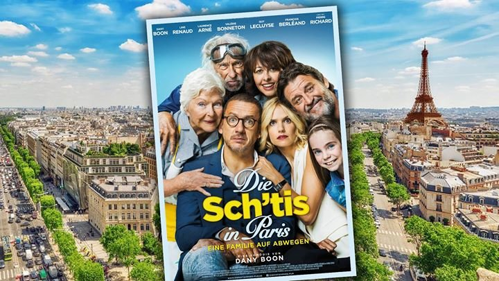 Die SchTis In Paris Streamcloud