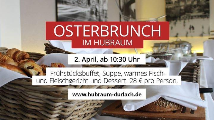 Osterbrunch Karlsruhe