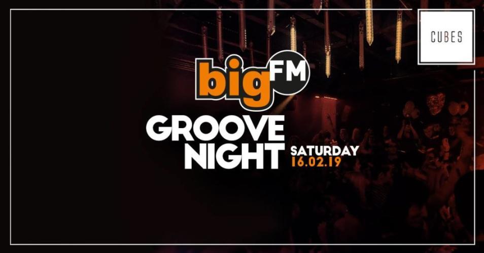 Party - BigFM Groove Night // CUBES Mannheim - CUBES Club
