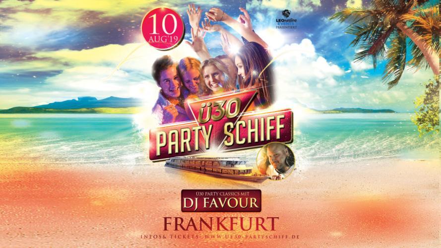 Party Cruise Frankfurt