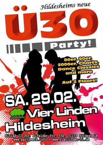ü30 party hildesheim