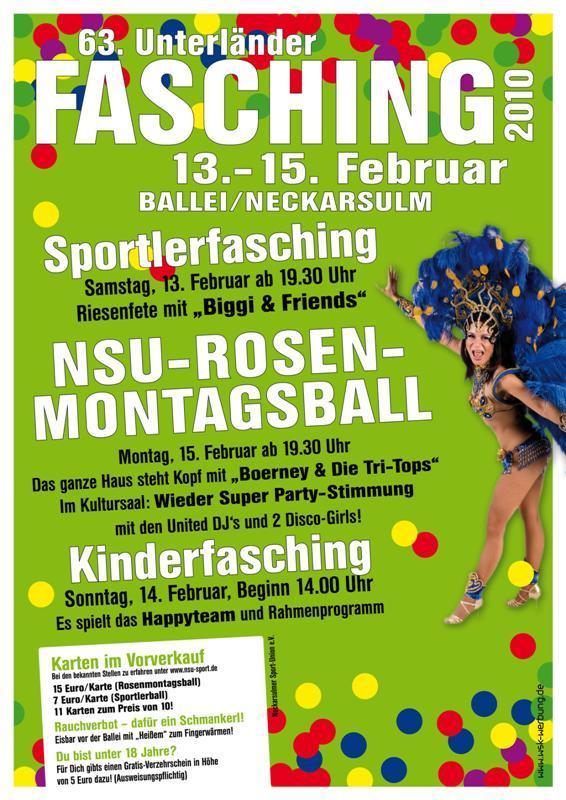 Bilder 63 Unterlander Fasching Rosenmontagsball Ballei In