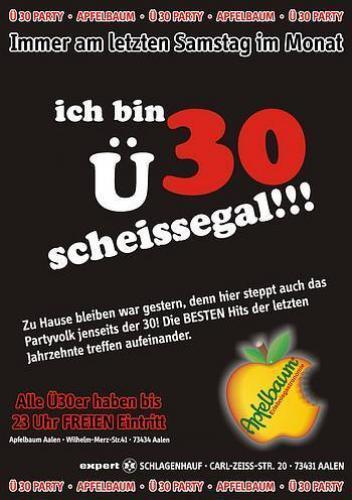 Apfelbaum Aalen Single Party