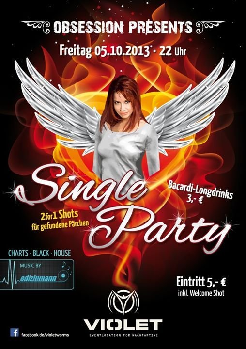 Single party wuppertal 2013