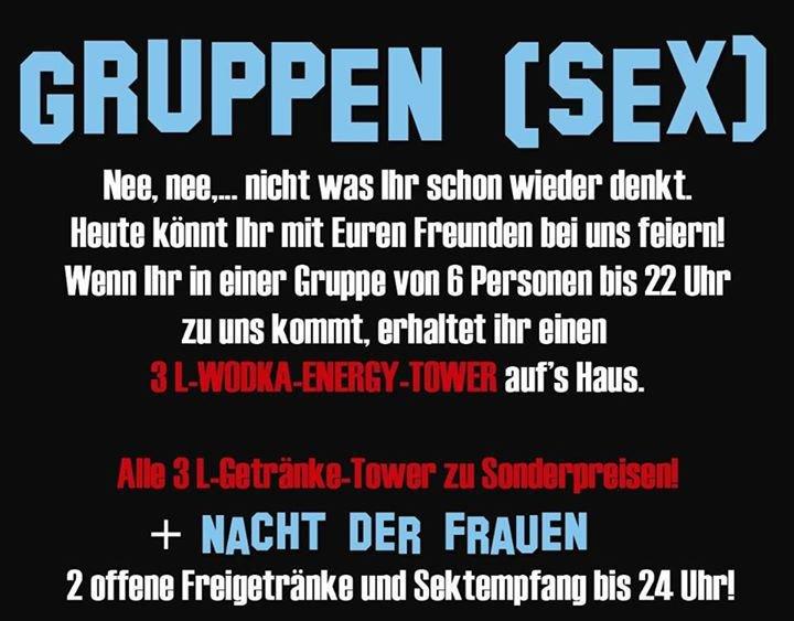 gruppe sex sex aschaffenburg