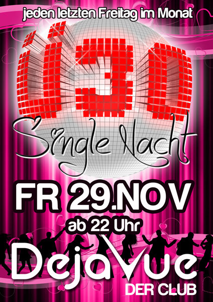 Ü30 single party aachen