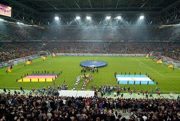 deutschland länderspiele