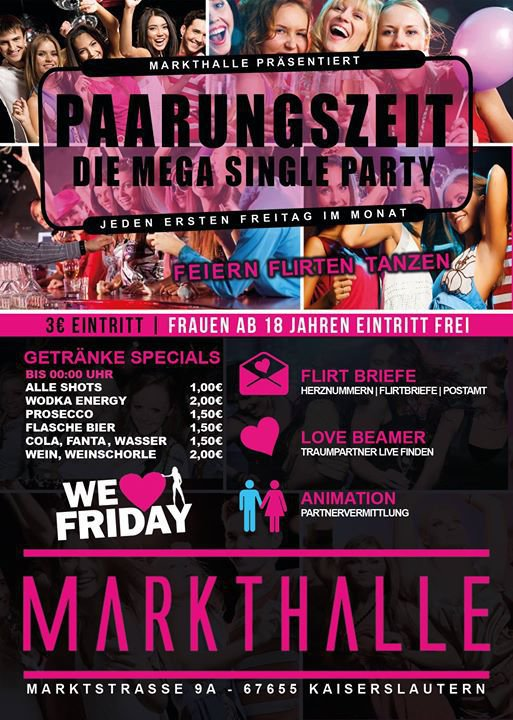 Single partys kaiserslautern