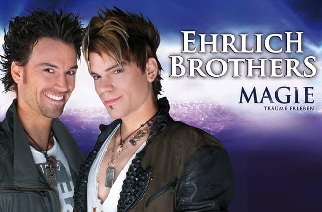 Ehrlich Brothers Magie - Träume Erleben