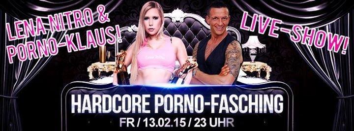 Party - Hardcore Porno-Fasching mit den Stars der Venus
