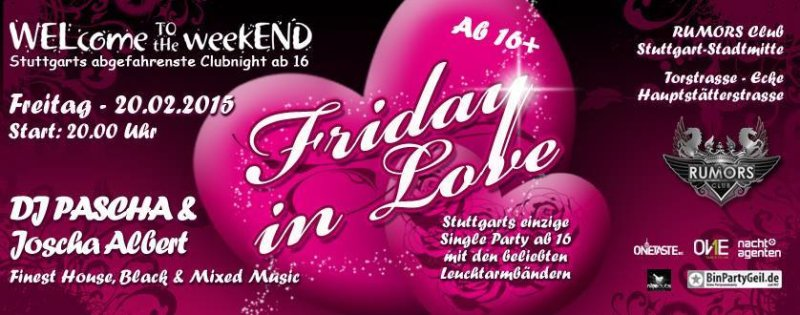 Single flirt party stuttgart