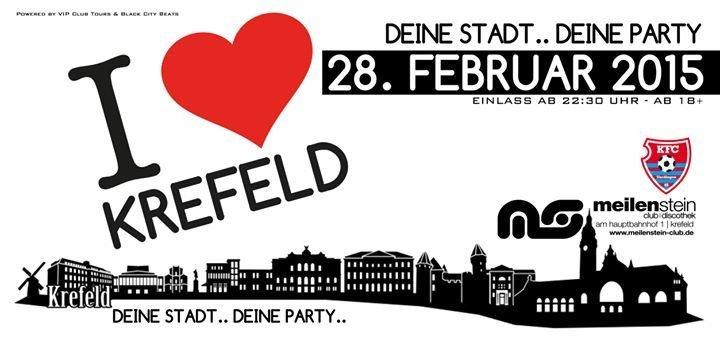 Party - I LOVE KREFELD - DEINE STADT..DEINE PARTY | DJ TK ...