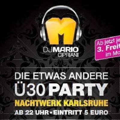 Ü30 single party karlsruhe