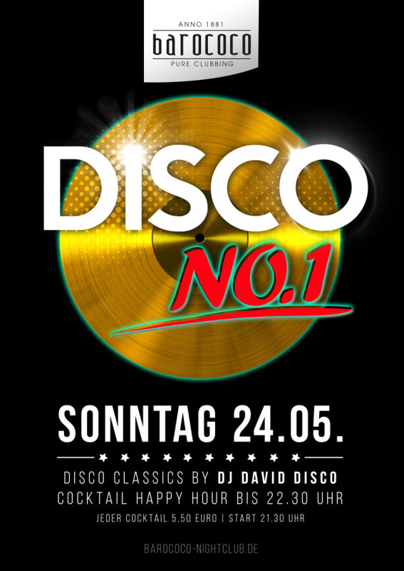 Flirten in der disco