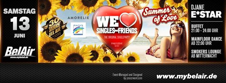 We love mannheim - single party