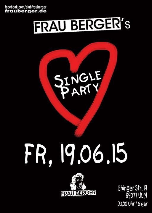 Single party rostock 2015