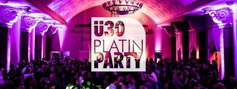 Party - Ludwigsburg. ü30 Platin Party @ Ratskeller • SA 1
