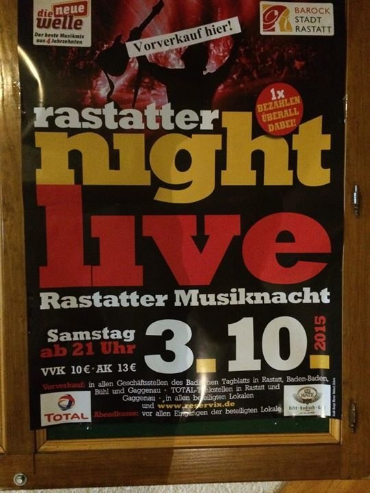 Party Rastatt