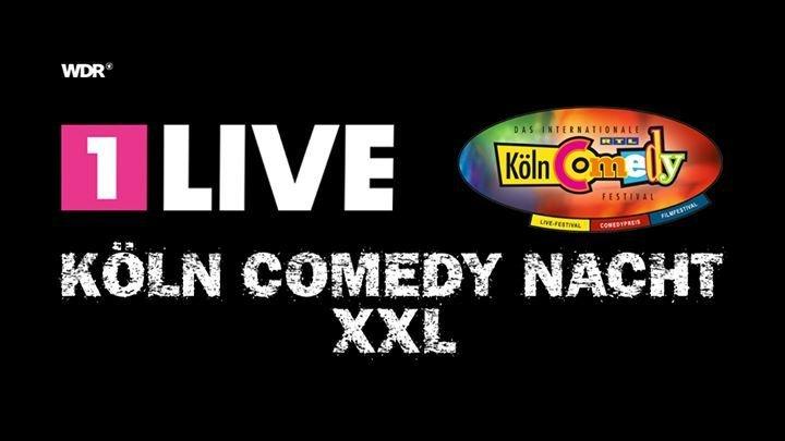 1 Live Comedy Nacht