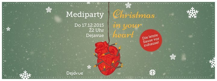 Party mediparty christmas in your heart dejavue