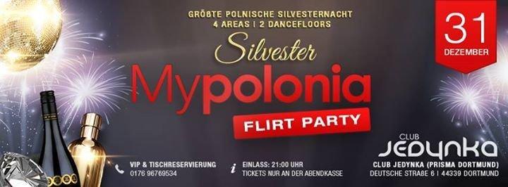 Party Club Jedynka Pres Silvesternacht Dortmund Prisma