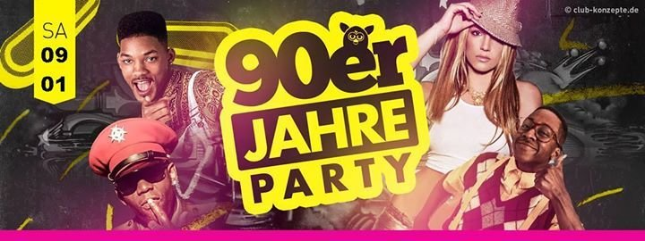 party die 90er jahre party funpark hannover in hannover. Black Bedroom Furniture Sets. Home Design Ideas