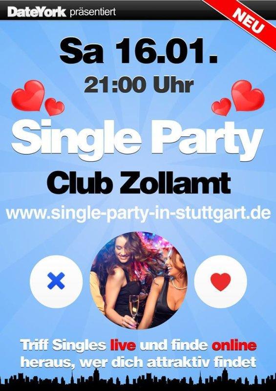 Zollamt stuttgart single party
